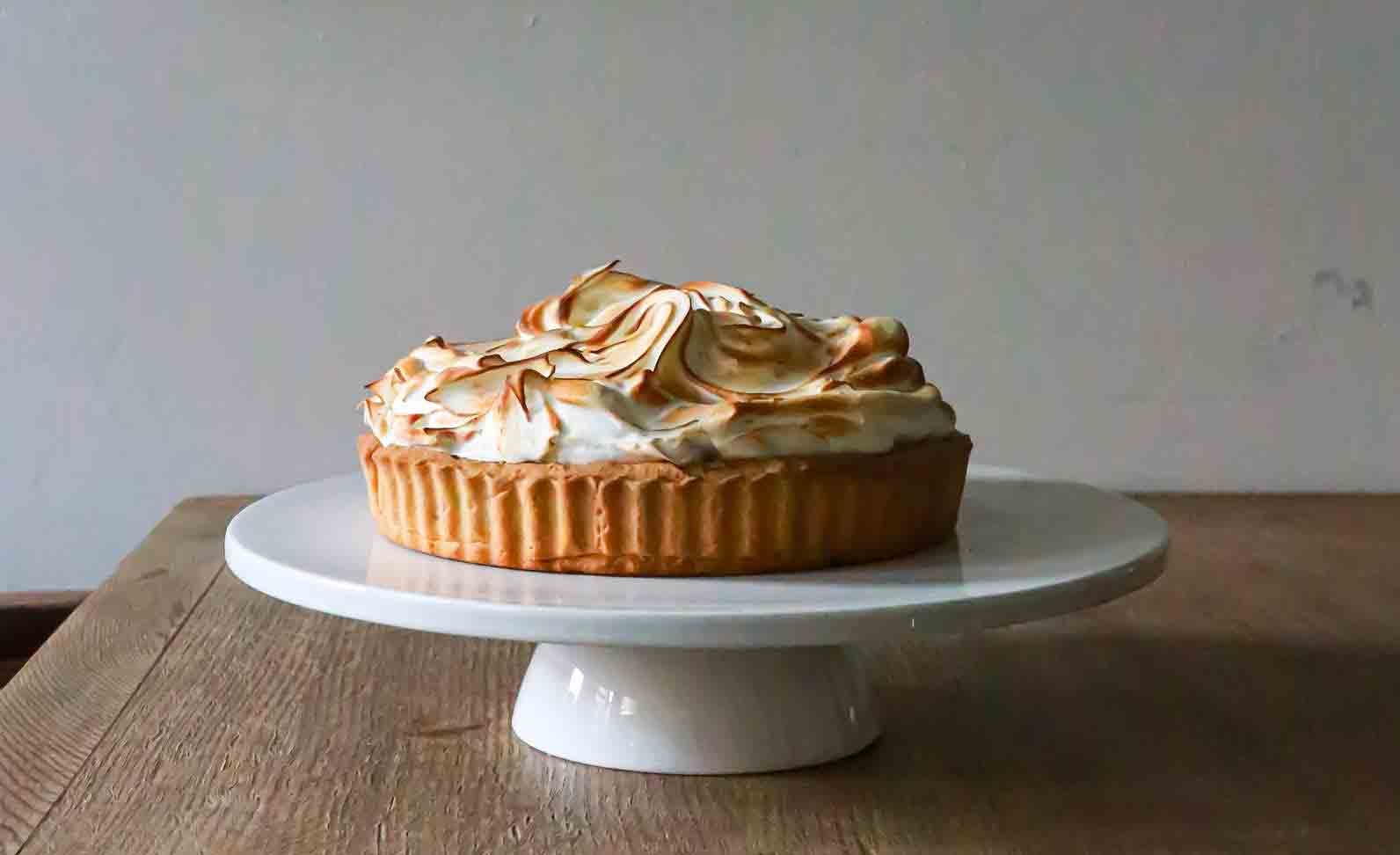 Receita fácil de torta banofee com chocolate fica pronta em apenas 40 minutos. Foto: pexel