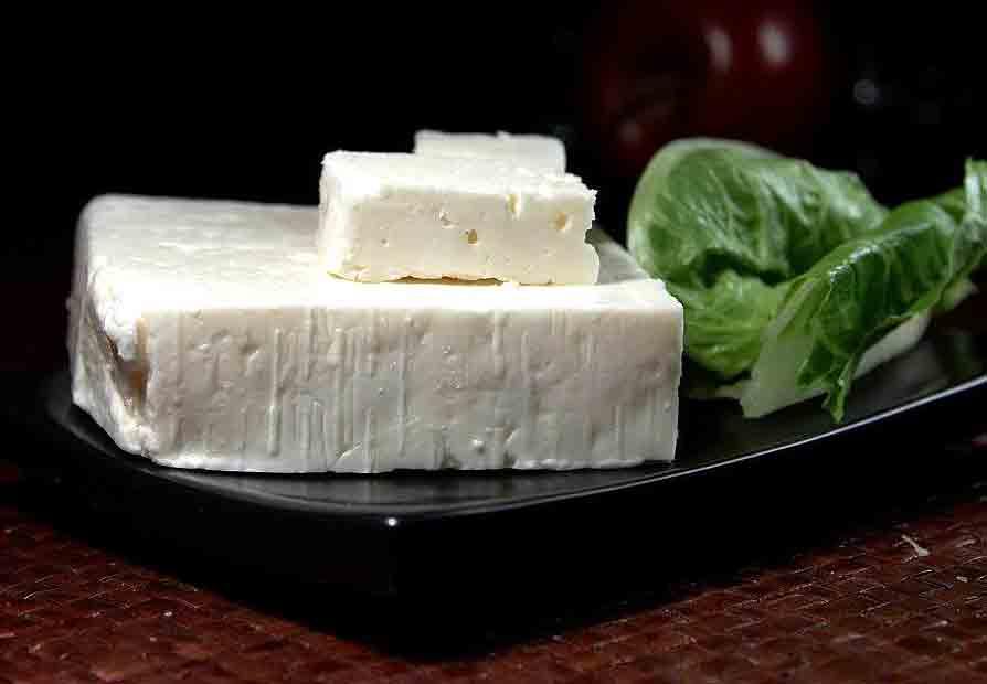 O que é o queijo feta? Foto: Pixabay
